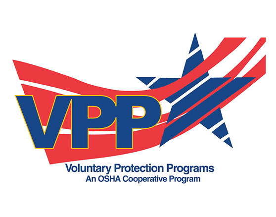 OSHA Star Voluntary Protection Program logo
